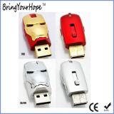 Super Hero Железный человек подсети USB (XH-USB-137)
