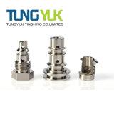 Pezzi meccanici di giro di CNC di alta precisione usati sulla strumentazione del macchinario