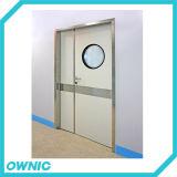 Puerta durable de la sala del marco de los Ss 304