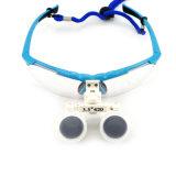 Opcional azul Médico Quirúrgico Dental dentista Binocular Lupa