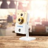 住宅用警報装置のためのPIRセンサーが付いているスマートな立方体アラームIPのカメラ