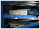 Testa doppia dell'apparecchio per saldare di plastica ultrasonico
