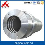높은 정밀도 CNC 인공적인 다이아몬드 압력 기계를 위한 기계로 가공 플런저 부속