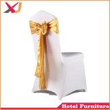 Coperchio caldo della presidenza dello Spandex di banchetto di vendita per la barra/hotel/cerimonia nuziale