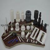 Piezas de cerámica del Zirconia avanzado de la calidad de la ISO con dimensión de una variable especial