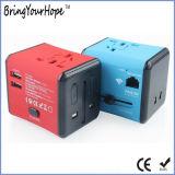 이중 USB 충전기 (XH-UC-009)를 가진 WiFi 여행 접합기