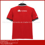 95% хлопок 5% спандекс 180 GSM Custom рубашки поло, водное поло T футболка рубашки поло (P197)