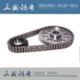 Corrente quente do rolo da alta qualidade da venda para da fábrica chinesa do fornecedor do motocross a corrente direta da motocicleta