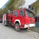 中国の製造の小さい火の給水車