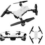 Yh-19hw WiFi Fpv 120fov 사진기 Foldable 2.4G 6 축선 Selfie Quadcopter 무인비행기 장난감