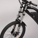 完全な中断フォークが付いている容易に制御電気自転車