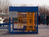 Automatischer Kleber-Ziegelstein-Block-Maschinen-Ziegelstein-Pflanzenlieferant
