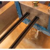 Fenster-Dichtungs-Streifen-Strangpresßling-Maschine /PVC, das Streifen-Produktionszweig dichtet