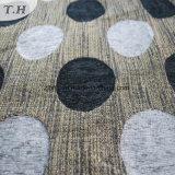 ポリエステルヤーンの染料のシュニールおよび綿織物