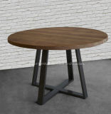 (SD3010) Moderne Ronde Houten Eettafel voor de Reeks van het Meubilair van het Restaurant