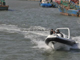 Yacht de luxe de moteur de vitesse de Liya 27feet de yacht de luxe de bateau