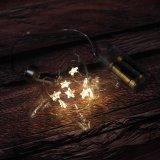 유리제 별 모양 LED 장식적인 빛 (26-1F1729)