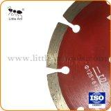 """5""""/125mm utiliser les outils électriques Sec disque de coupe Hot-Pressed Diamond la lame de scie"""