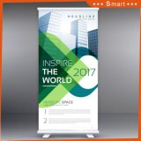 Flex, mini-ordinateur de bureau Banner Stand Roll up BANNER Banner stand stand, horizontal