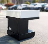 De gebruikte 3D Machine van de Printer van de Koffie van Selfie van de Printer met Systeem WiFi