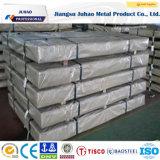 AISI 201 304 316 310S 430 Folha de aço inoxidável para construção