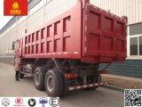 HOWO LHD/Rhd 6X4 336/371HPのダンプトラックのダンプカートラック