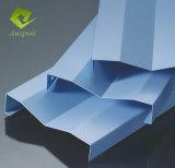 Matériaux décoratifs Bande de la conception des panneaux de plafond en aluminium