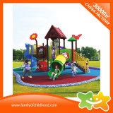 Buntes im Freienkind-Interaktions-Spielwaren-Vergnügungspark-Plättchen für Kinder