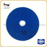 """4""""/100mm Diamond meulage de la plaque de plancher de disque de polissage pour Pierre Tampon de dépolissage"""