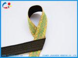 Высококачественные цветные 38мм из тканого материала из жаккардовой ткани из полиэфирного волокна поясной ремень ленты