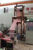 Máquina que sopla del color de la película plástica rayada doble del PE (SJ-1000-1300-1500)