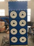 Colector de polvo rápido de Installtion con la cubierta de tambor para el tambor 55-Gallon