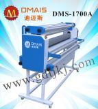 Lamineur froid de première de rouleau de DMS-1700A aide de la chaleur avec le coupeur
