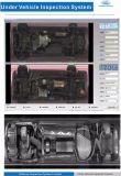 De Apparatuur Uvss van de veiligheid Onder het Systeem van het Toezicht van het Voertuig voor het Aftasten van het Voertuig (vaste voertuigscanner)