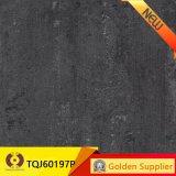 le mattonelle di pavimento di colore scuro di 600X600mm per il pavimento dell'interno progettano (TQG60123P)