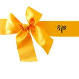 Cinta de envoltura de regalos de Navidad Banda elástica Ribbon Bow