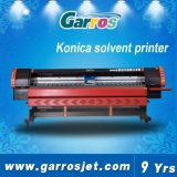 """3200mm 126 """" Meilleur prix en plein air bannière Flex solvant vitesse rapide de l'imprimante 512 J"""