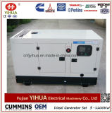 10kw 12,5kVA gerador diesel silenciosa com motor Xichai Fawde