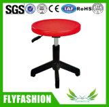 Levage de métal de haute qualité pivotant Chaise de laboratoire (PC-34)