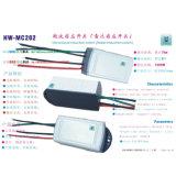 Mikrowellen-Radar-Fühler-Schalter des Wechselstrom-220V/50Hz Produkt-Size62*38*30mm für LED