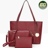 새로운 디자이너 부대 고정되는 여자 고품질 PU 핸드백 Sy8614에 의하여 최신 판매 끈달린 가방