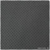 Luftloch-Oberfläche für prüfen PU-Leder für Schuh-Futter (SL014)