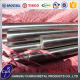 Mayorista de fábrica de acabado brillante de acero inoxidable Dúplex1.4845 DIN barra redonda de acero inoxidable