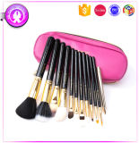 Het beste verkoopt de Privé Reeks van de Borstel van de Make-up van het Etiket 12PCS