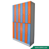 Made in Clouded To manufacture HPL Swimming Pool Locker