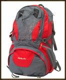 循環旅行は二重ショルダー・バッグのバックパック袋を遊ばす