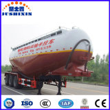 Dell'Tri-Asse del silo dello scompartimento alla rinfusa del cemento del carico dell'autocisterna rimorchio semi da vendere