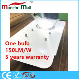 lampada di via di 100W 155lm/W LED con il chip di Bridgelux