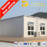 Bajo costo de la casa de contenedores prefabricados