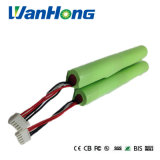 7,4V 18650 2600mAh Pack para LED